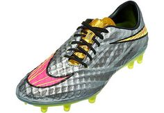 Nike Neymar Hypervenom Phantom FG Soccer Cleats - Liquid Diamond