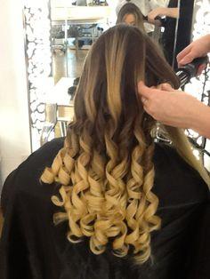Permed Hairstyles, Easy Hairstyles, Corte Bob, Hairdresser, Curls, Salons, Curly Hair Styles, Braids, Hair Cuts