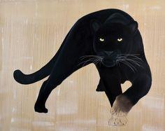 63 meilleures images du tableau Black leopard | Panthère