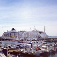 Puerto de Ferrol. The World