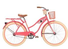 Huffy Bicycles 26657 Ladies' Deluxe Cruiser Bicycl by DennisLWard