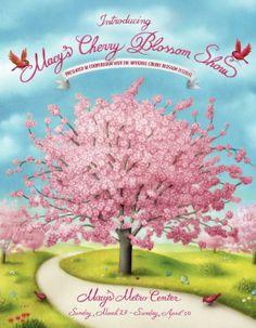 #Macy's Flower Show ... ed è subito primavera! http://www.fashionfiles.it/pagina.php?ID=469