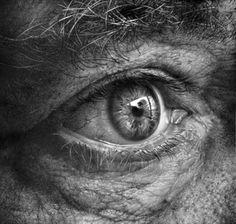 Through the Iris by Armin Mersmann