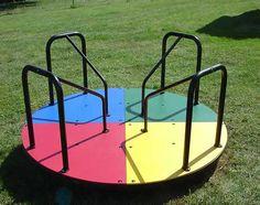 Merry Go Round - Natchitoches City Park