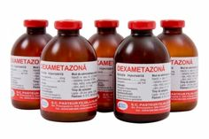 Dexametazona 50 ml Hot Sauce Bottles, Drink Bottles, Vitamins, Water Bottle, Drinks, Food, Drinking, Beverages, Essen