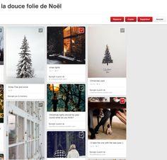 Nouveau! Déplacer plusieurs épingles à la fois, via the Official Pinterest Blog