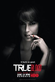 """TV068. """"Maryann Forrester - True Blood"""" / Promo Tv Movie Poster (XIX) by Ignition Print (2009)"""