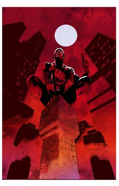 Daredevil by Cary Nord