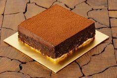 Einfaches Rezept Trianon-Torte mit Thermomix - Thermomix etc. Dessert Thermomix, Thermomix Bread, Layered Deserts, Chefs, Cooking Chef, Bread Cake, Weird Food, Köstliche Desserts, Cake Recipes