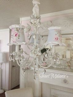 ~Sweet Melanie~: Paint, Slipcovers and Appliques
