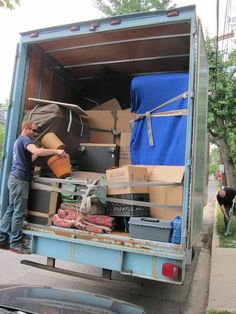 How to Plan, Purge, and Pack for Your Big Move. This is excellent and contains links to more information. Even though I am not planning a move right now, it will come in handy eventually.
