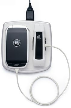 Vscan dual probe GE Expands Vscans Capabilities with Dual Ultrasound Probes in Single Handheld Device