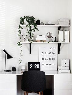 5 claves para espacios de trabajo productivos - Decoratualma