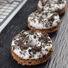 Low Syn Oreo Chocolate Doughnuts