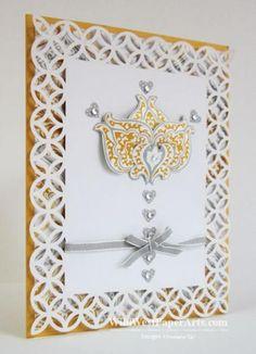 Inspired Elegance by RaeInReno - Cards and Paper Crafts at Splitcoaststampers