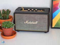 Marshall Acton Bluetooth Speaker - Review at stuffblog.de