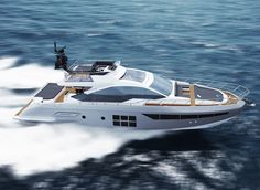 Azimut S7 Would be the Ideal Yacht for this Summer