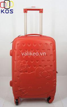 Bán vali du lịch giá rẻ nhiều ưu đãi