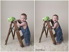 © Brandi Williamson Photography   9 month old baby boy