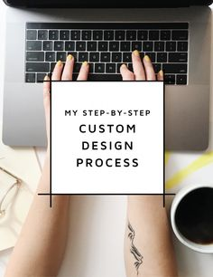 My website design process explained step-by-step. This includes custom web design, branding and business strategy sessions. #branding #webdesign #graphicdesign #website #customwebsite