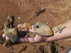Lake Cumberland artifacts
