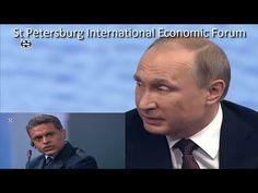 President Putin Speaks on Russian Policy in Eastern Ukraine