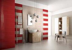 Inspiración para la sala de baño  #Baño #Azulejos #Decoración