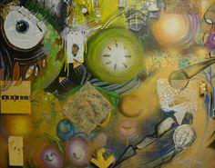 """Unhinged Society"" by Cherie Roe Dirksen - $2190 (incl. shipping)  #saatche #art #abstract #painting South African Artists, Art Series, Art Portfolio, Rock Art, Landscape Art, Fine Art Paper, Saatchi Art, Contemporary Art, Abstract Art"