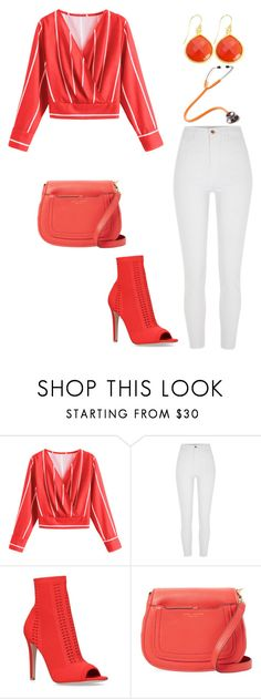 """Başlıksız #73"" by beyzaa-c on Polyvore featuring moda, River Island, Gianvito Rossi, Marc Jacobs ve Alchemy Jewelry"