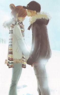 Cute couple. ♥