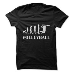 (Tshirt Cool Deals) Cool Volleyball   Teeshirt this week
