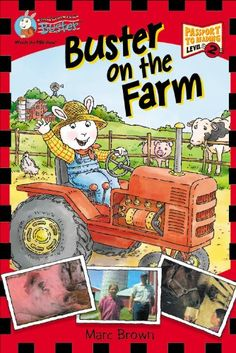 Postcards from Buster: Buster on the Farm (L2) (Passport ...