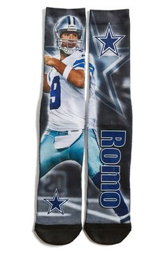 FBF Originals 'Dallas Cowboys - Tony Romo' Socks