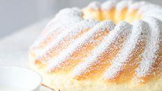 Wunderbar zum Kaffee: Quarkkuchen ohne Boden wie von Oma