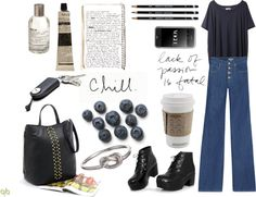 """""""Get back to work"""" by delysfleur on Polyvore"""