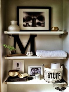 Bathrooms Should Be Creatively Decorated Towels Functionally Displayed And We Chose For You 20 Cool Bathroom Decor Ideas That Are Going To Love