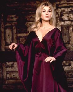 """The Fearless Vampire Killers"" (1967) - Sharon Tate"