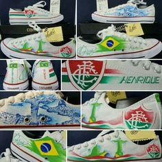 Per Henrique Buss... per essere originale anche con la fluminense calcio
