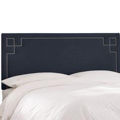 Roselle Upholstered Headboard | Wayfair