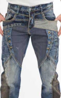 Cipo Baxx Mens Jeans C-1088