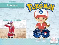 Boneca baseada no: Pokémon GO