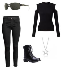 """Untitled #45"" by liniki on Polyvore featuring Spy Optic, Bling Jewelry and Miss Selfridge"