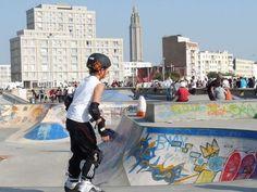 Crédit photo : Comité regional de tourisme de Normandie / wikipedia Piano, Le Havre, Skate Park, Plein Air, Rue, The Neighbourhood, Photos, Louvre, Urban