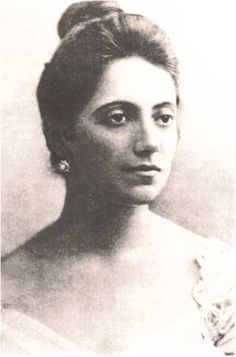 Salomea Krusceniski.  She was an acclaimed Ukrainian soprano who performed extensively in the early years of the 20th century. She sang works by a wide variety of composers including Verdi, Puccini, Cilea, Mascagni, Wager and Strauss. She was admired for her rich, powerful dramatic soprano voice that included a beautiful upper register.