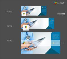 Files | Social media covers | 99designs