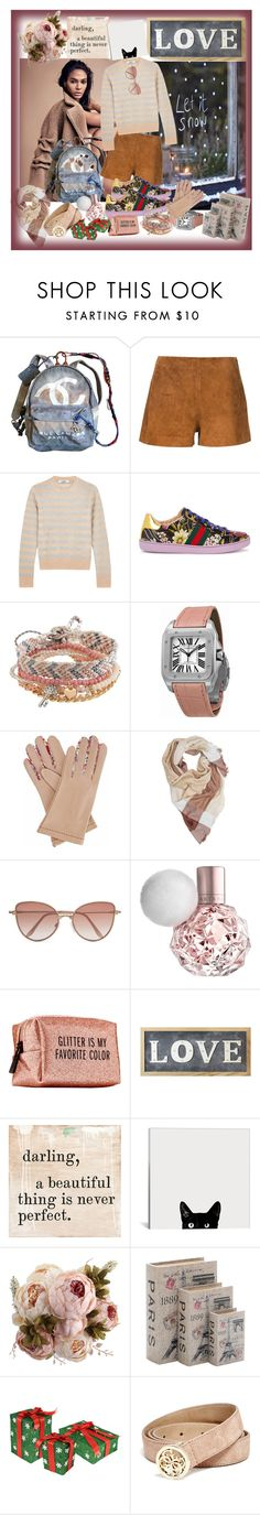 """""""Color Casual for Winter"""" by donnyprabowo ❤ liked on Polyvore featuring Chanel, rag & bone, Valentino, Gucci, Aéropostale, Cartier, Gizelle Renee, Cutler and Gross, Pinch Provisions and Parlane"""