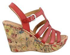 Women's B.O.C., Dilani Wedge Sandals
