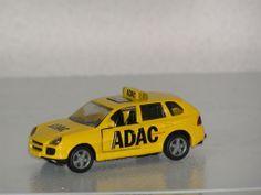 Siku 1422 Porsche Cayenne turbo ADAC