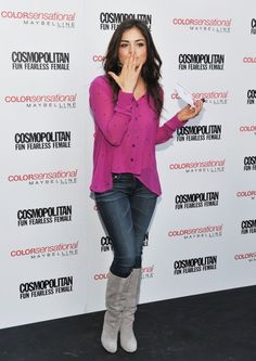 Lucy Hale's outfit