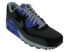 Nike Air Max 90 Essential Mens Running Shoes 537384-050 « Clothing Impulse
